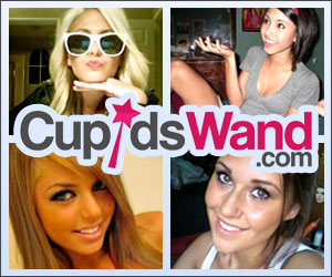 Cupids Wand is a premium international dating service